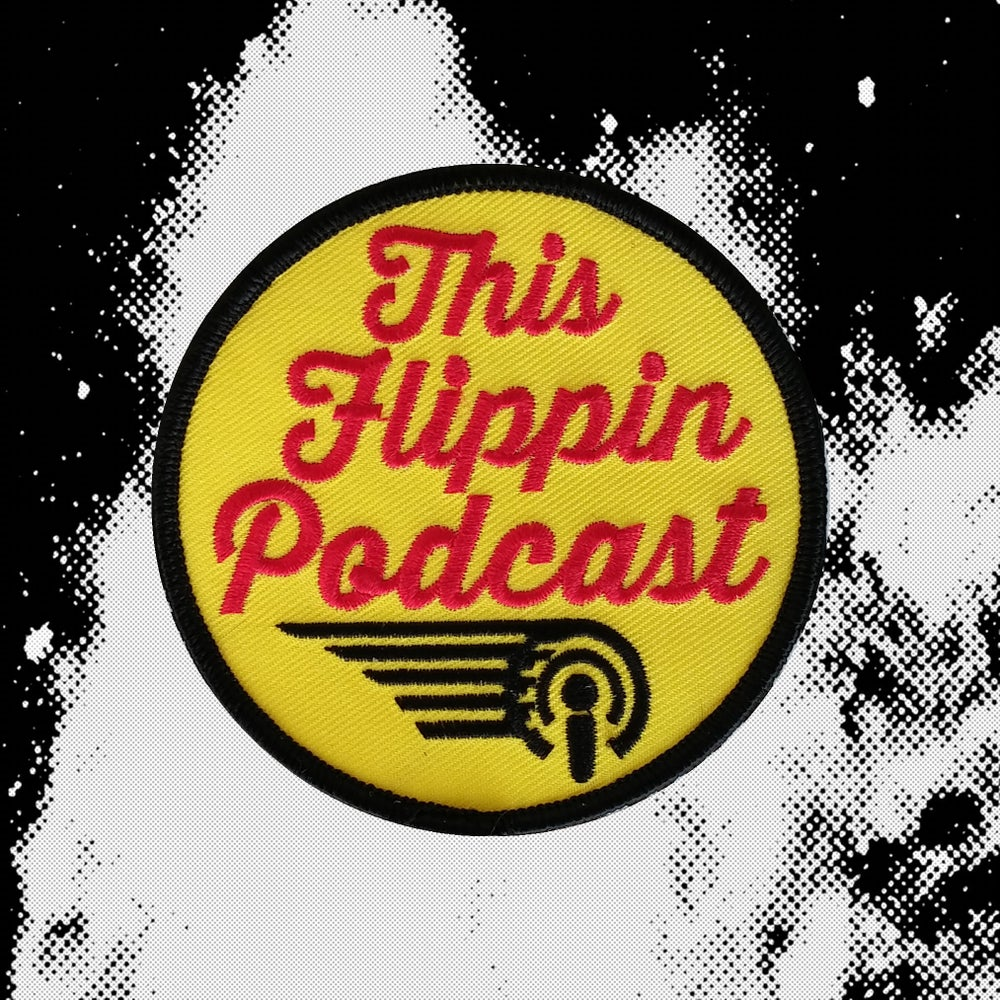 Image of This Flippin Podcast Patch