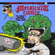 Image of METALCULT COMIX #6 1ST PRINT (NEW ISSUE!)