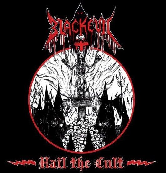 Image of Blackevil - Hail the Cult CD/Vinyl