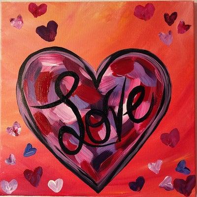 Image of Sunday, February 14 @5:00 p.m.; Hearts