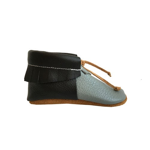 Image of Baby Moccasins- The Brooks