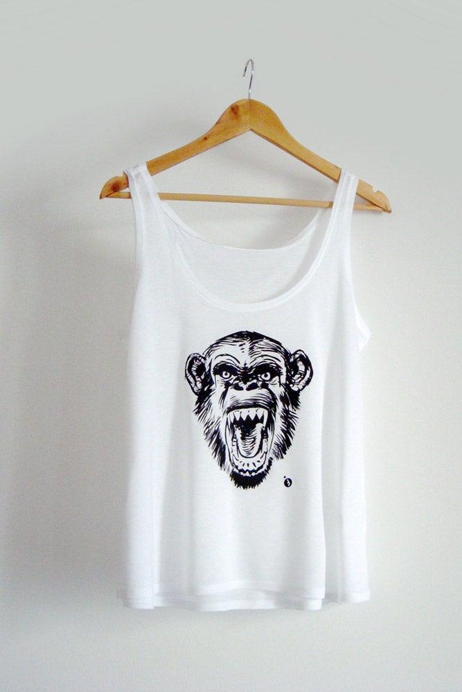 Image of Camiseta Mono Loco / Crazy Monkey Tee