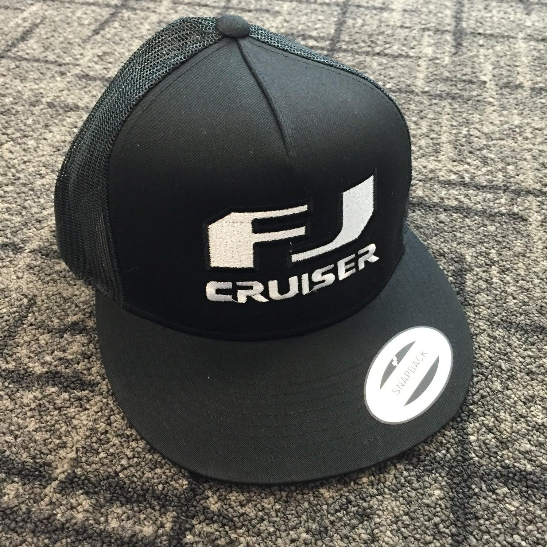 Image of FJ Cruiser Logo Hat