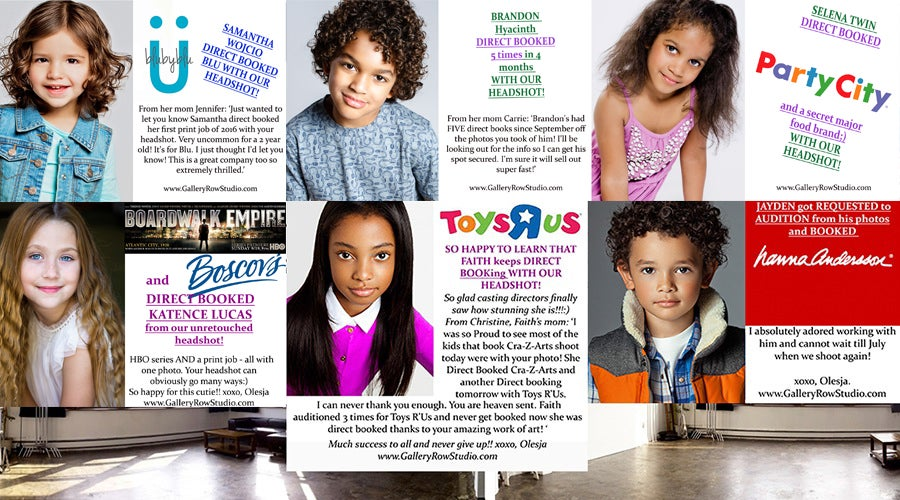 Image of NYC/FL/DALLAS/ATLANTA - MODEL/ACTOR- KID (1-12 y.o.)