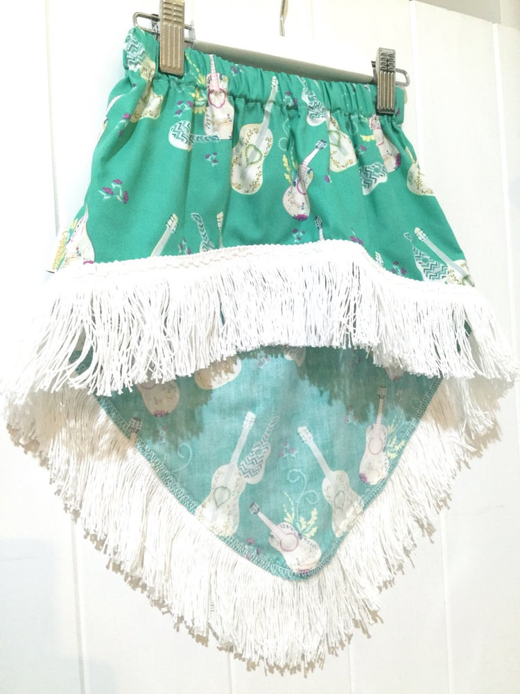 Image of Gypsy Guitars Skirt