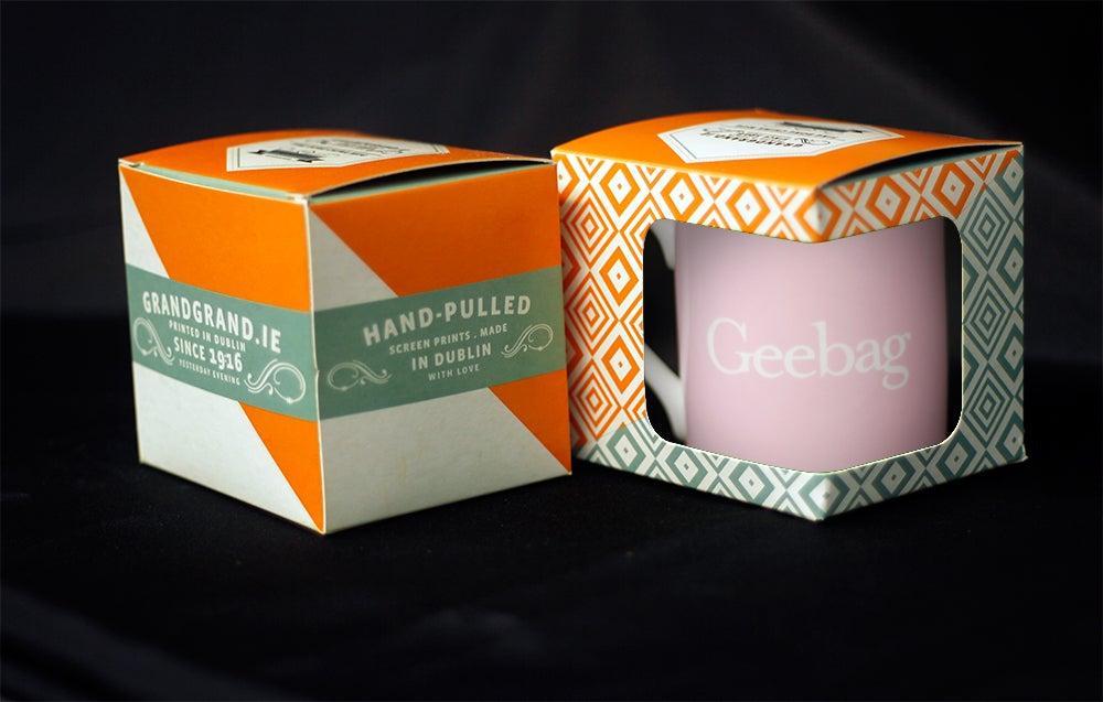 Image of Geebag. Mug