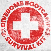 Image of DIVEBOMB BOOTCAMP ULTIMATE SURVIVAL KIT (25 CDs)