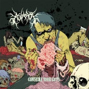 Image of ASTAROT Consume Your Guts mCD OUT NOW !!!