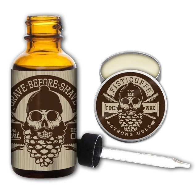 "Image of Grave Before Shave™  Beard Care ""Refill Pack"""