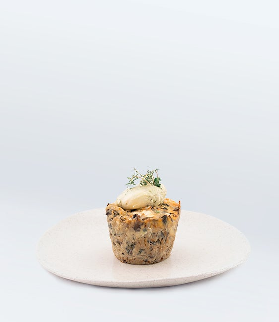 Image of Risotto Cake <br>(Flourless)(More Sizes Available)