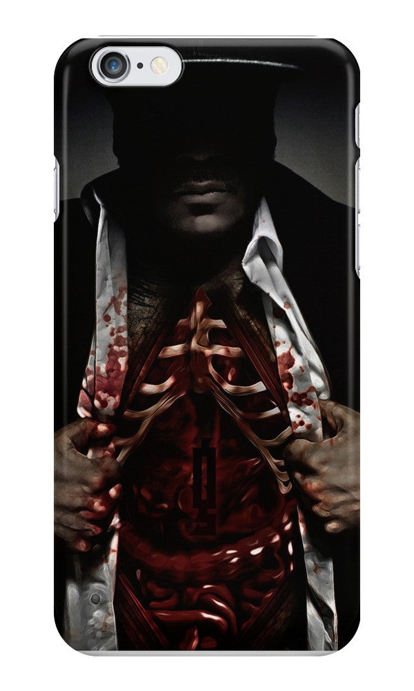 "Image of ""Feed The Monsters"" iPhone Tough Case"
