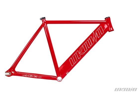 Image of Unknown Bike Co Paradigm Crit Frame