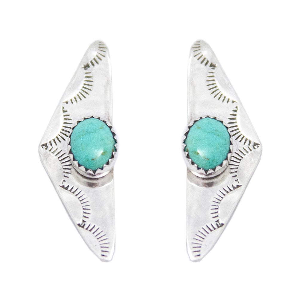 Image of Triangle Vision Earrings