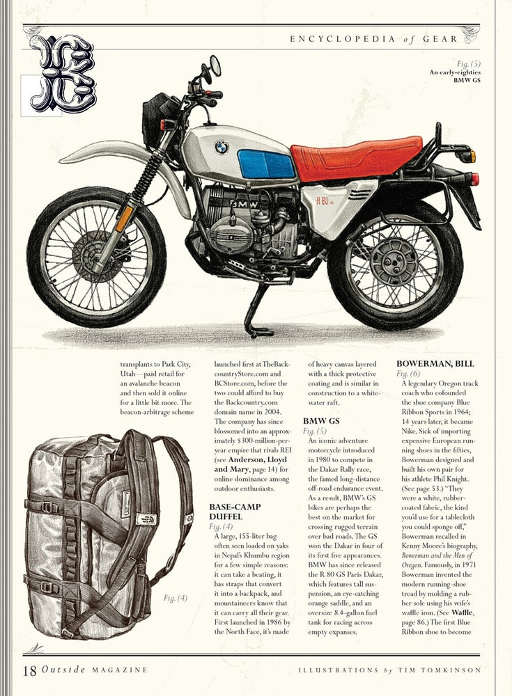 Image of BMW GS