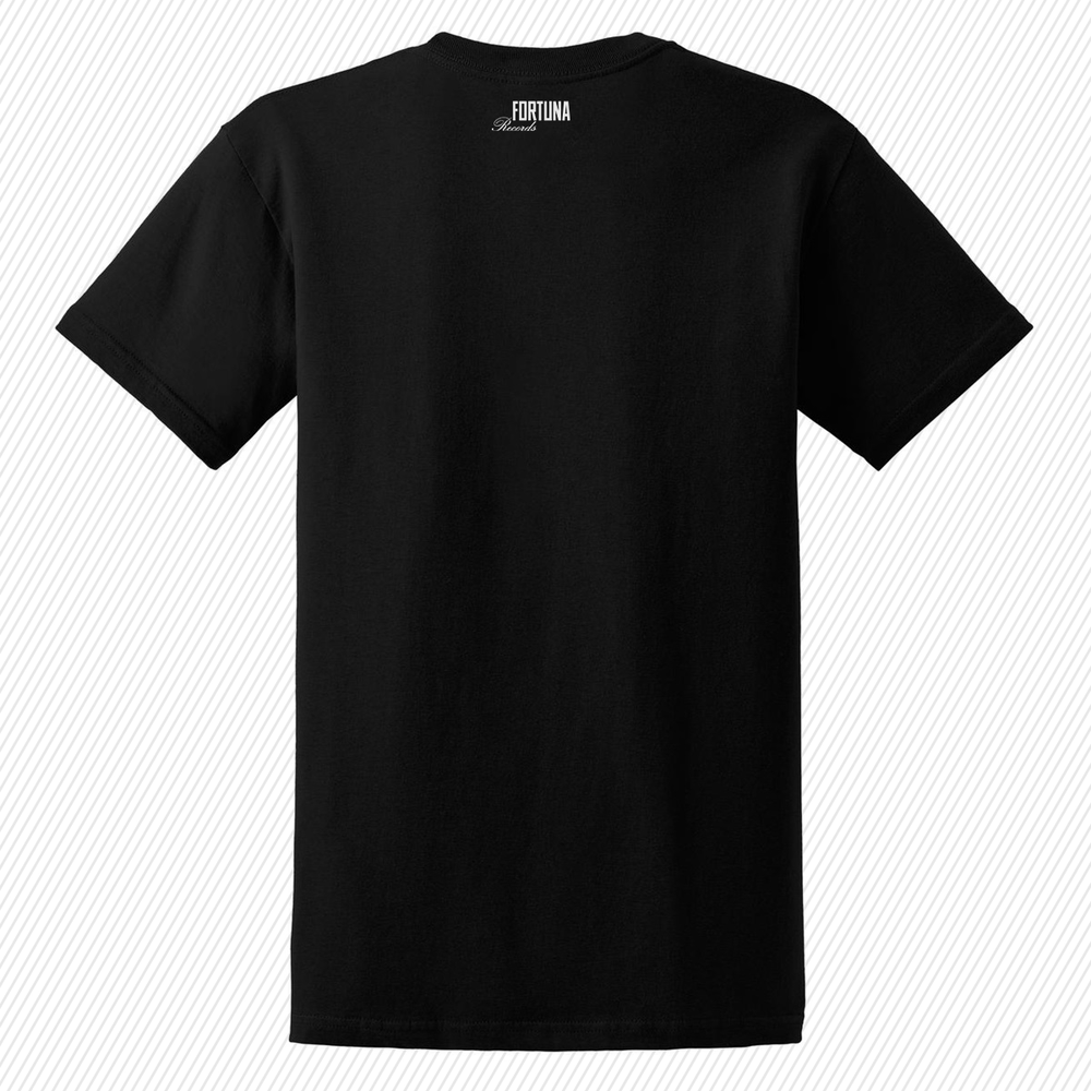 Image of Fortuna Records T-shirt w/ Small Logo