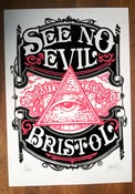 Image of SEE NO EVIL - Victorian Design