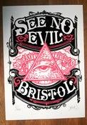 Image of SEE NO EVIL - Victorian Design