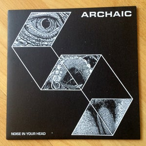 """Image of """"Noise In Your Head"""" 7"""" (black wax)"""