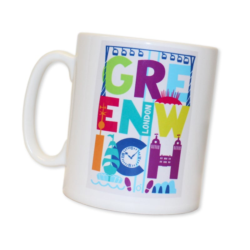 Image of Greenwich Mug