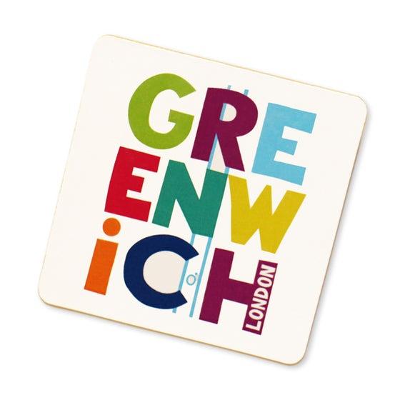Image of Greenwich Coaster