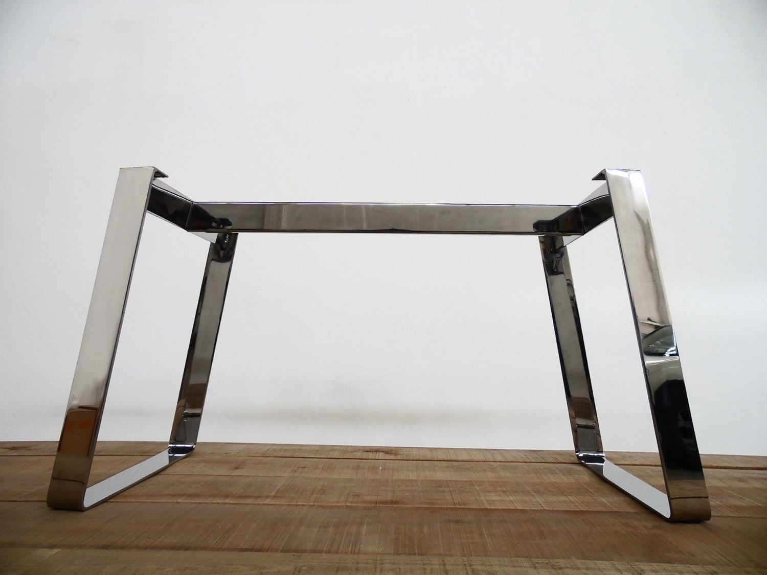 Balasagun Flat Stainless Steel Table Legs