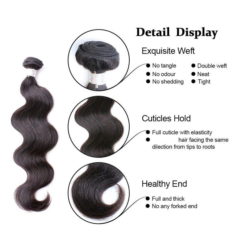 Image of Brazilian Hair Body Wave #10508