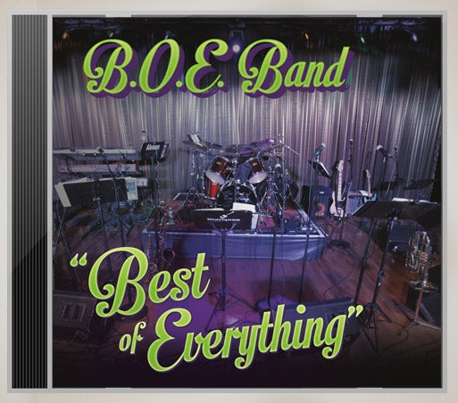 Image of Best Of Everything CD