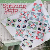 Image of Striking Strip Quilts