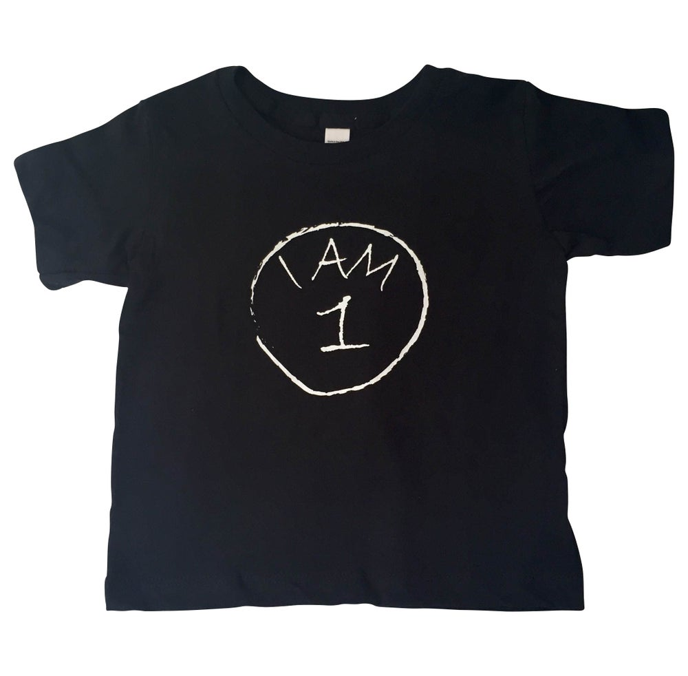 "Image of ""I Am"" Age Tees"