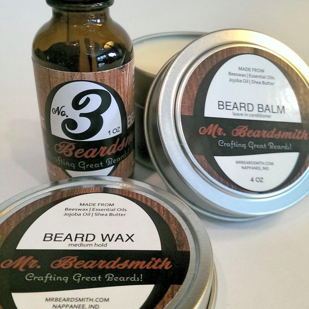 Image of Master Gentleman's Beard Set