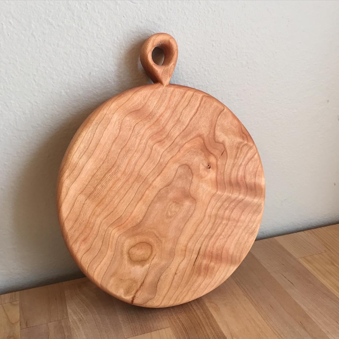 Image of Circle cheese board