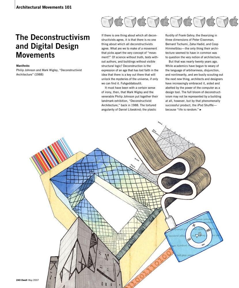 Image of Deconstructivism & Digital Design