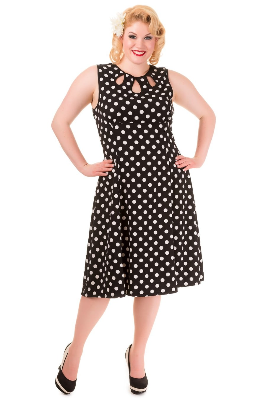 Image of Songbird <br> [PLUS SIZE] <br> Dress