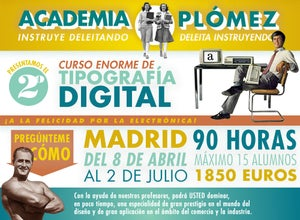 Image of Curso de Tipografía Digital
