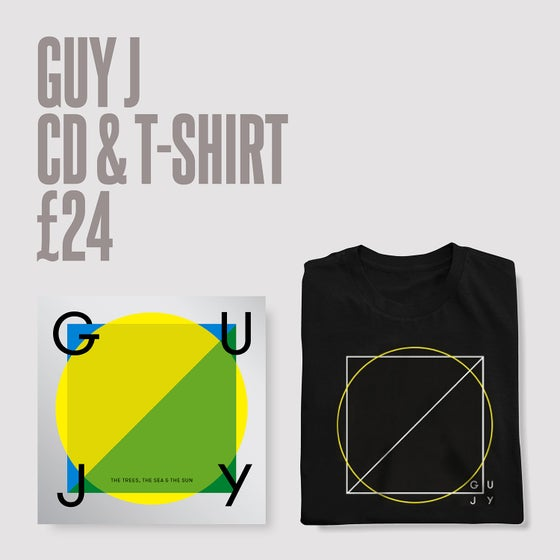 Image of Guy J CD + T-Shirt Deal