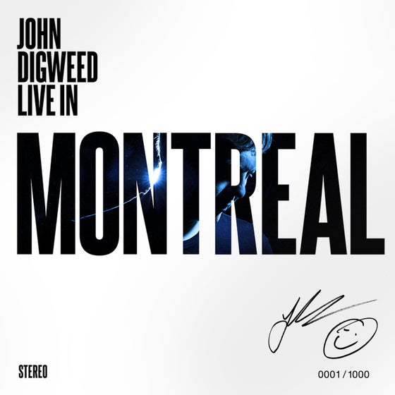Image of John Digweed Live In Montreal 6xCD [Pre-order]