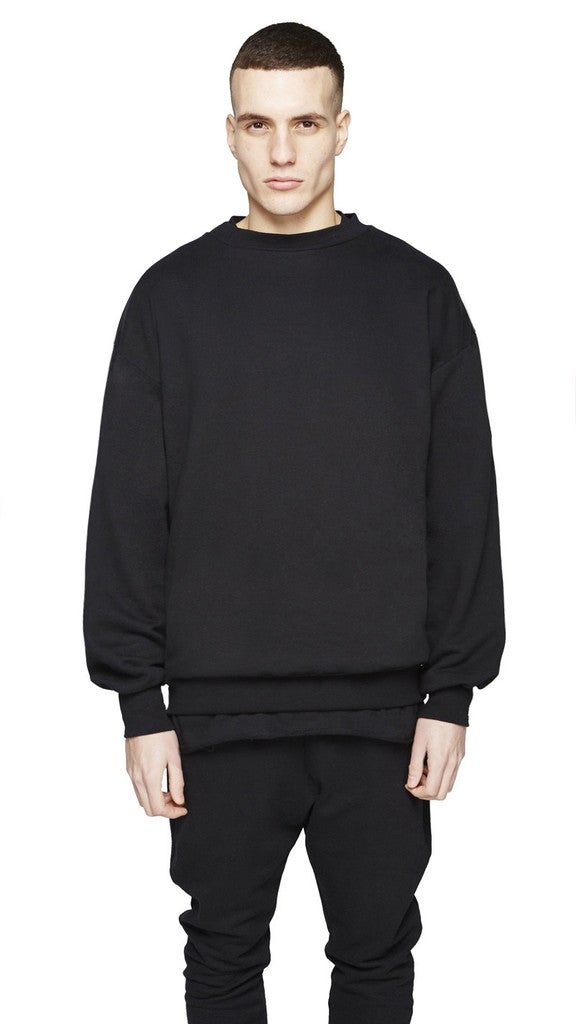 Image of DARK SWEATSHIRT