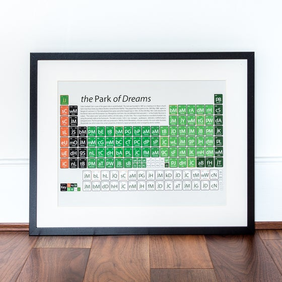 Image of Celtic Football Club - The Park of Dreams