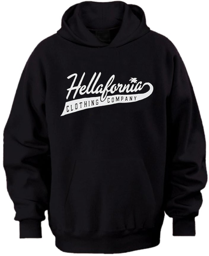 Image of Hellafornia League Hoodie