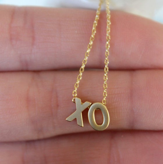 Image of XO Necklace