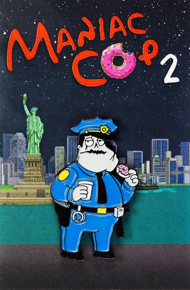 Image of Maniac Cop 2 Pin
