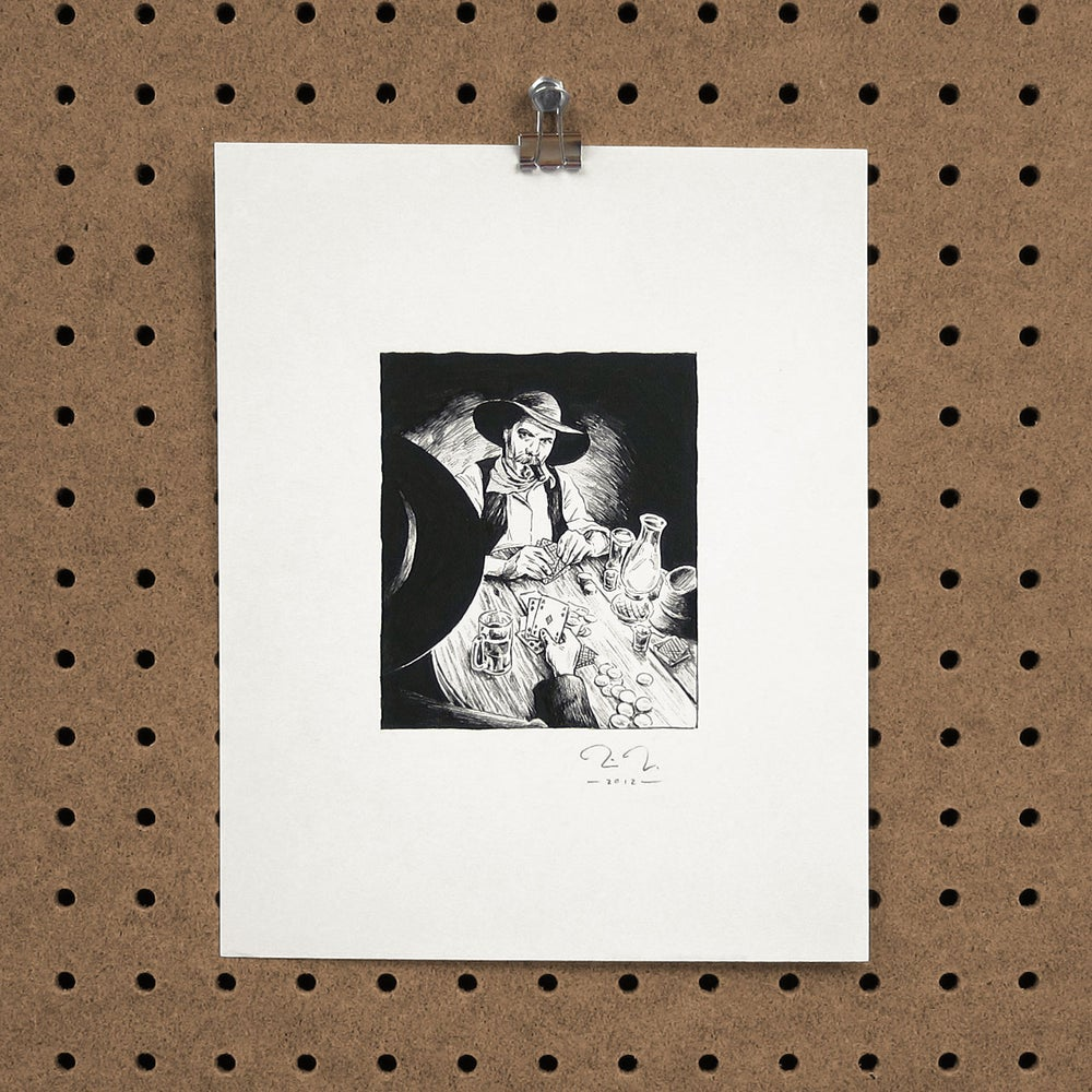 "Image of ""The Gambler"""