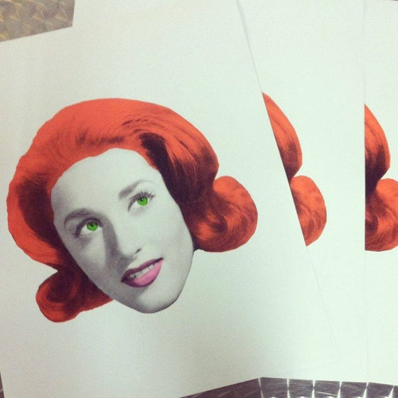 Image of Lesley Gore poster