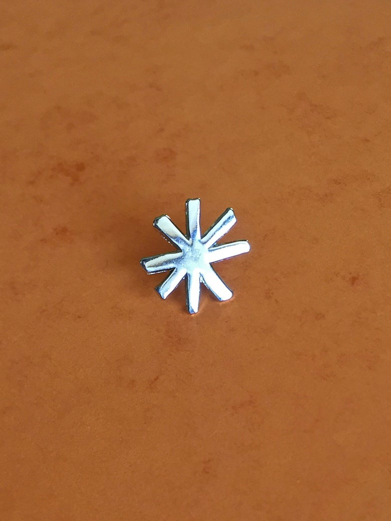 Image of Assterisk Pin