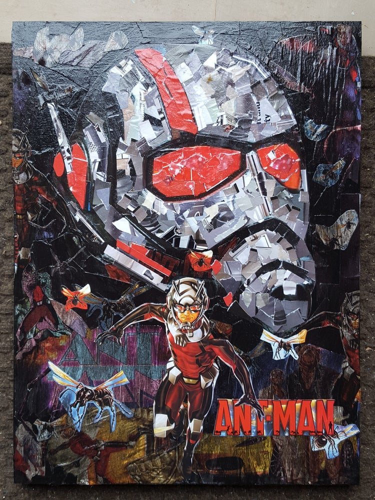 "Image of ""AntMan"""