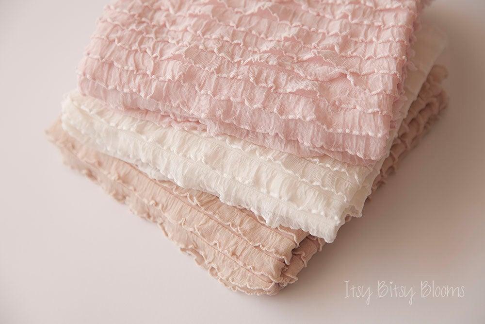 Image of Sweet Ruffle Wrap
