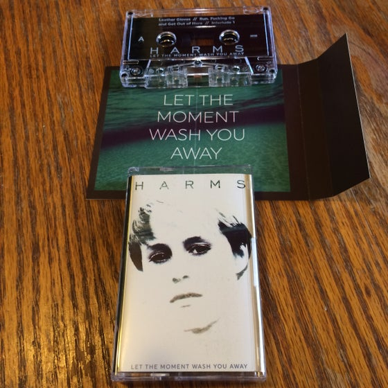 Image of HARMS cassette (plus digital download code)