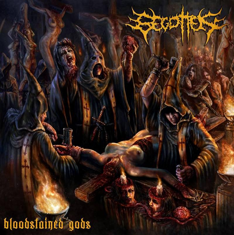 Image of Begotten - BloodStained Gods