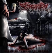 Image of Slamentation - Crawling through the Morgue