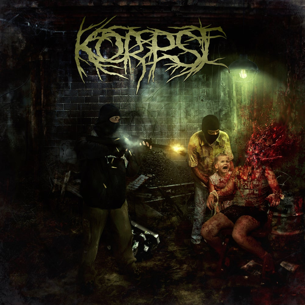 Image of Korpse - S/T